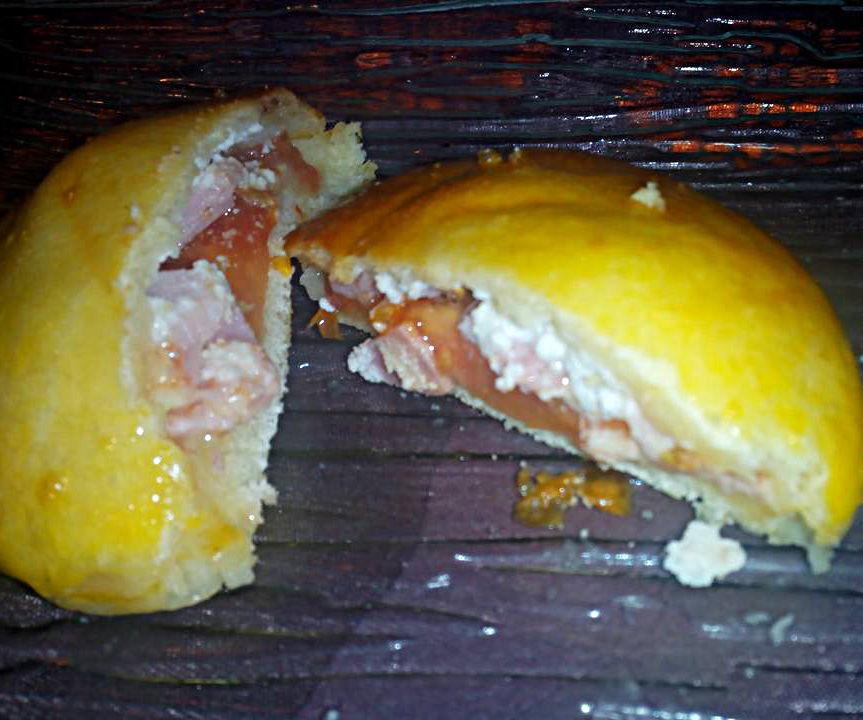 Beignets Tomate et Fromage de Chèvre / recette