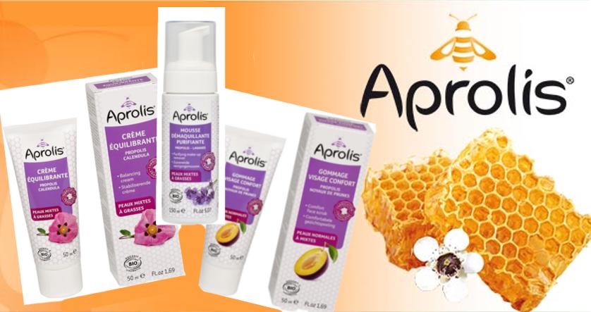 aprolis / cosmétique bio et naturelle